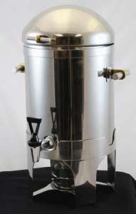 Stainless, Coffee Urn, 5 Gallon, New Yorker
