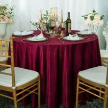 Velvet Burgundy 120″