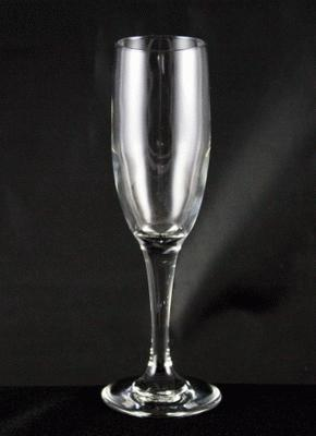 Champagne, 6 Oz, Fluted