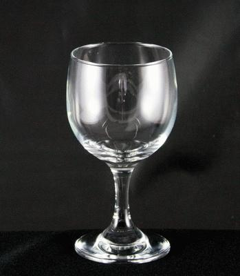 Wine Glass, 8-1/2 Oz