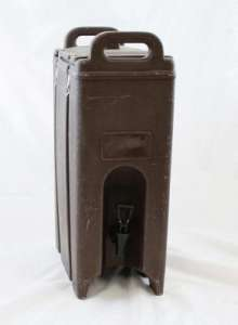 Cambro, Beverage, 2.5 Gallon