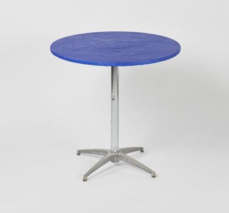 30″ Round – Blue