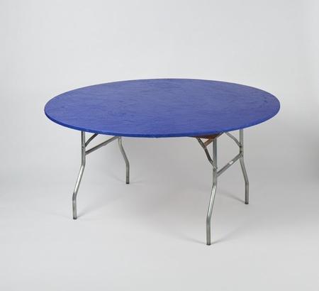 72″ Round – Blue