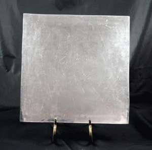 Aluminum, Square, 16″ X 16″