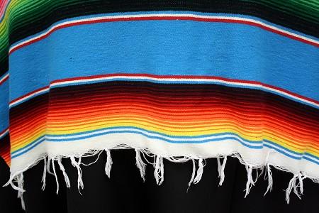 5′ x 8′ Mexican Serape