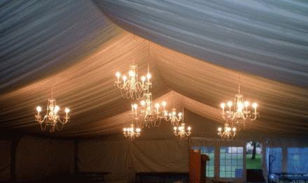 40 X 40 Framed Tent Liner