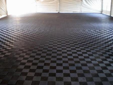 Graphite Snaplock Flooring