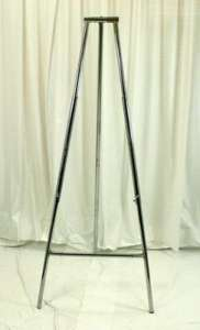 Easel, Large Chrome
