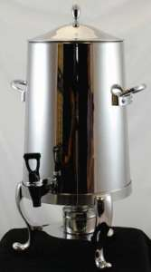 Stainless, Coffee Urn, 5 Gallon