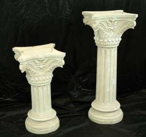 Antique, 30″ Column