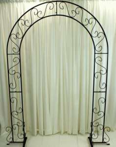 Archway, Pewter, Metal