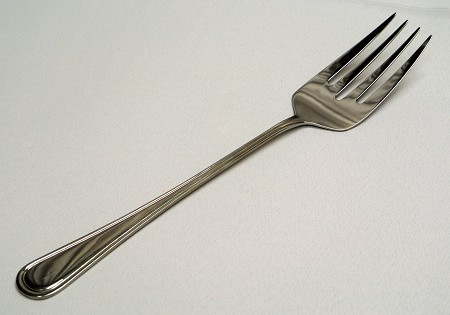 Fork, 11.5 Inch Stainless