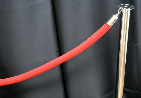 8′ Rope, Red