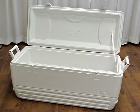 Ice Chest, (150 Qt.)