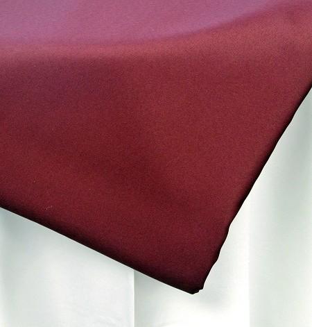 Burgundy 90″ x 156″ Poly