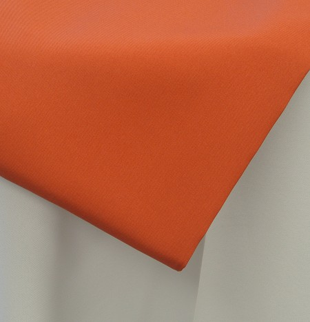 Burnt Orange 108″ Round Poly