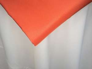 Burnt Orange 60″ x 120″ Poly
