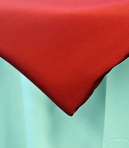 Cherry Red 90″ x 156″ Poly