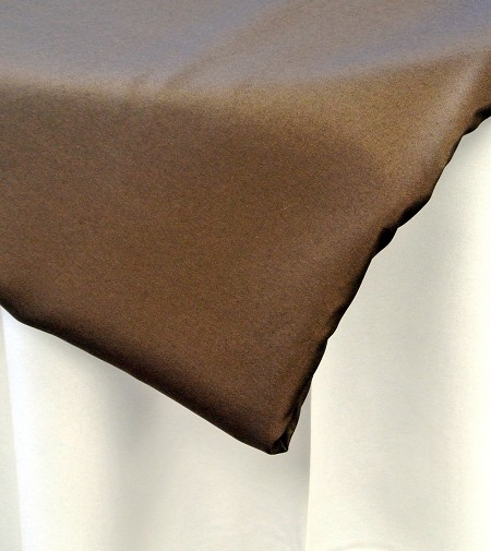 Chocolate 60″ x 120″ Poly