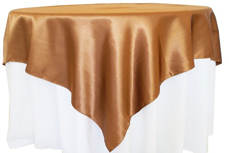 Copper 72″ x 72″ Satin Overlay