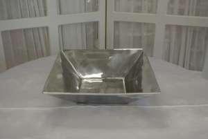 Aluminum Square, 11″