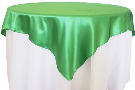 Emerald 72″ x 72″ Satin Overlay