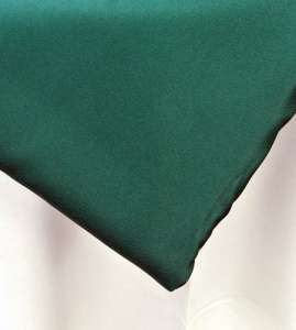 Hunter Green 90″ x 156″ Poly