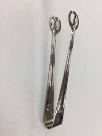 Silver Server, Tongs 8.5″