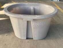 Beverage Tub, 65 Gallon