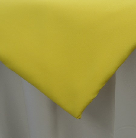 Lemon 120″ Round Poly