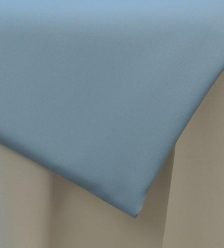 Light Blue 90″ Round Poly