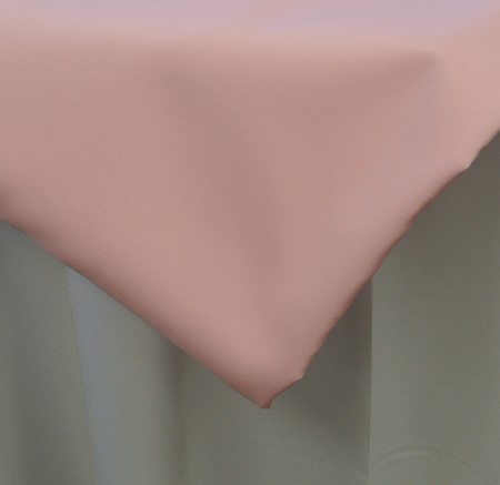 Light Pink 120″ Round Poly