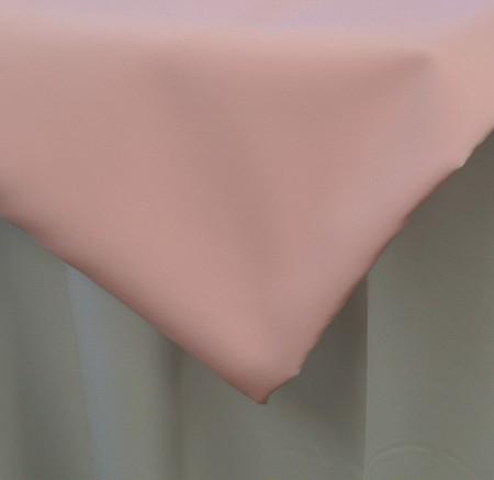 Light Pink 90″ Round Poly