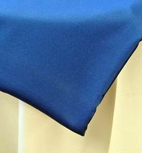 Navy Blue 120″ Round Poly