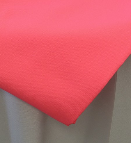 Neon Pink 90″ Round Poly