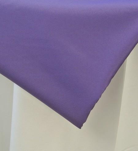 Purple 90″ Round Poly
