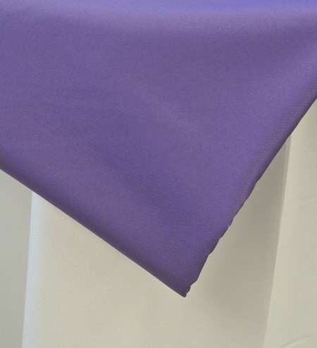 Purple 108″ Round Poly