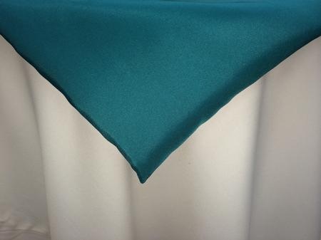 Teal 120″ Round Poly