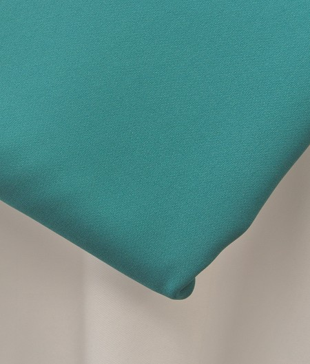 Teal 90″ Round Poly