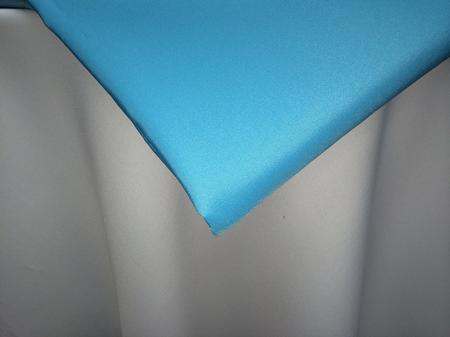 Turquoise 90″ Round Poly