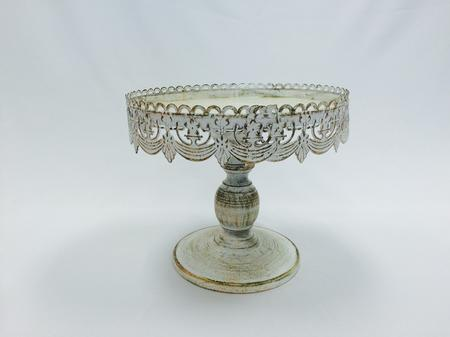 Vintage Cake Stand, 10″