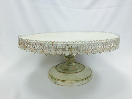 Vintage Cake Stand, 22″