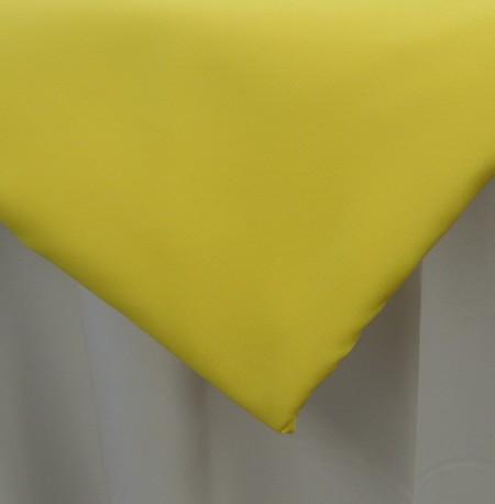 Yellow 90″ Round Poly
