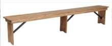 Farm Table – Bench