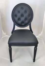 King Louis XVI Black, Honoree Chair