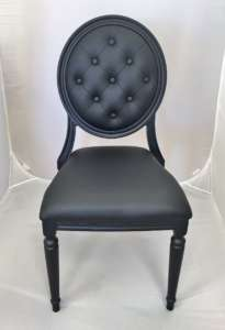 King Louis XVI Black, Honoree Chair