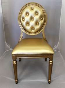 King Louis XVI Gold, Honoree Chair