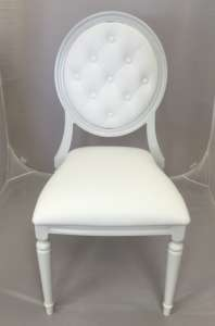 King Louis XVI White, Honoree Chair