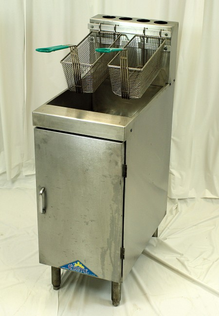 Deep Fryer, 6 Gallon Propane