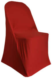 Apple Red Folding Chair Cover